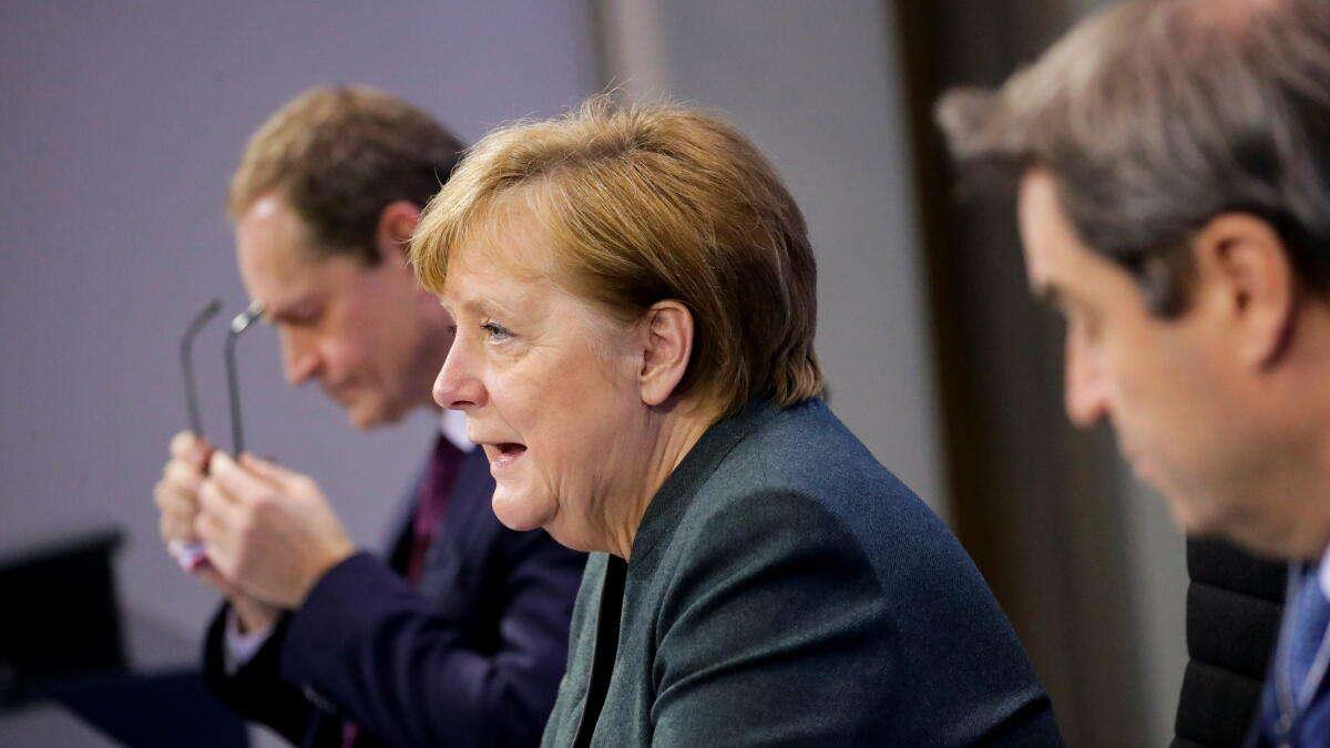 Deutschland: Lockdown verlängert und verschärft - der Überblick...