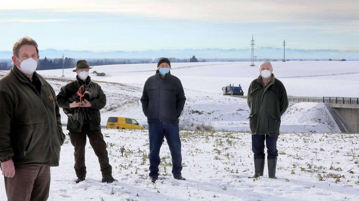 Freising: Vermehrt Wildunfälle auf neuer Nordostumfahrung B301 ...