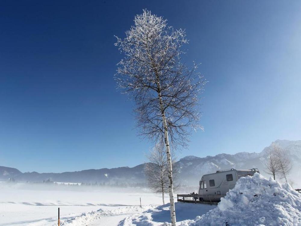 Winter-Camper