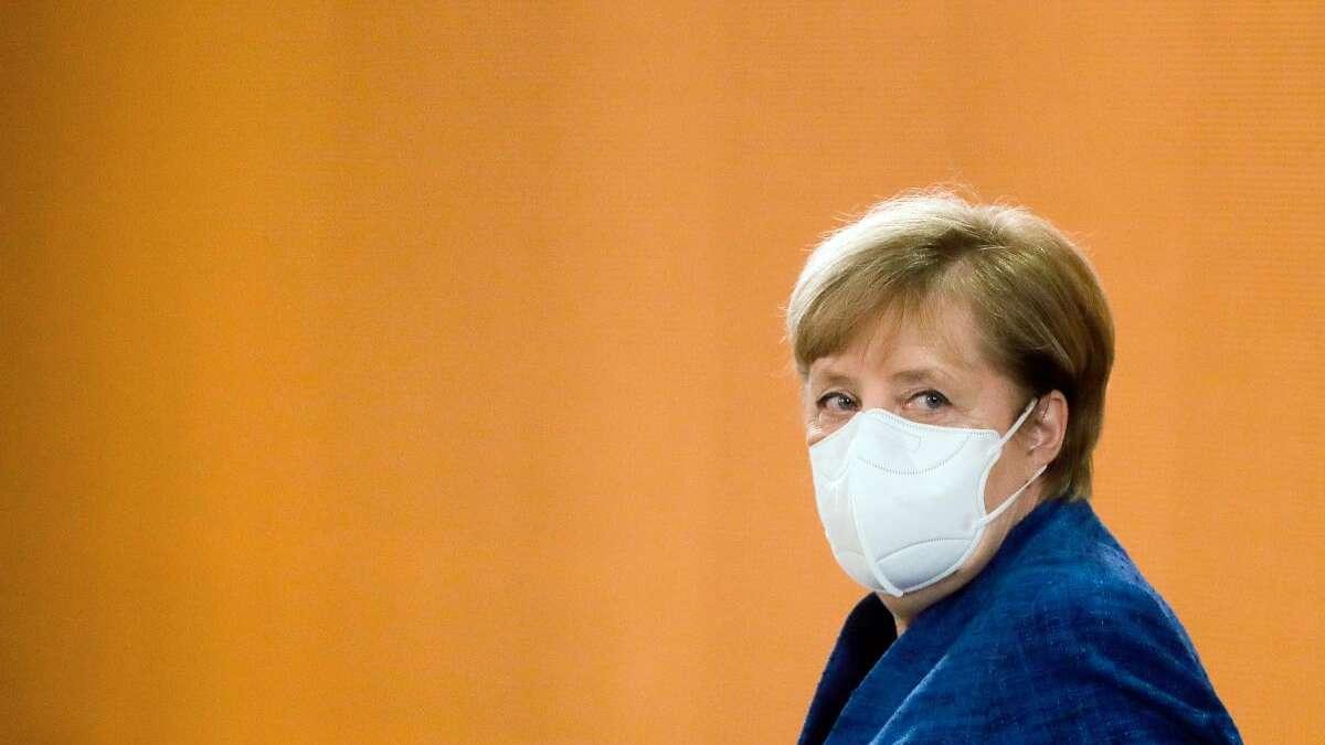 Coronavirus in Deutschland: Ist Merkels Inzidenz von 35 noch haltbar? Mutation schon bei 20 Prozent - Merkur.de