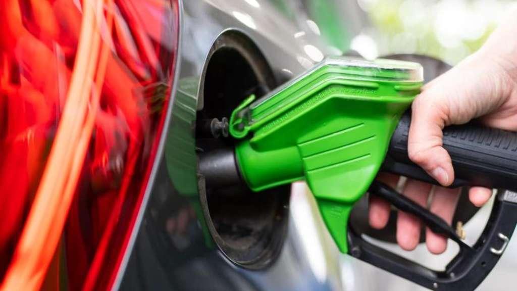 Benzinpreise steigen