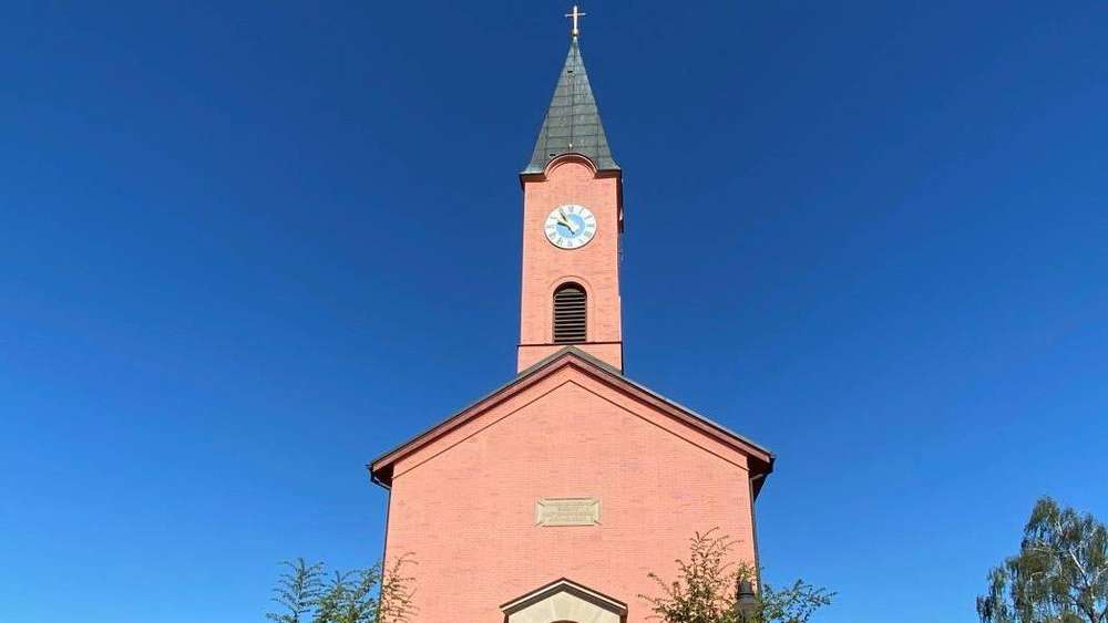 Die Kirche St. Theresia