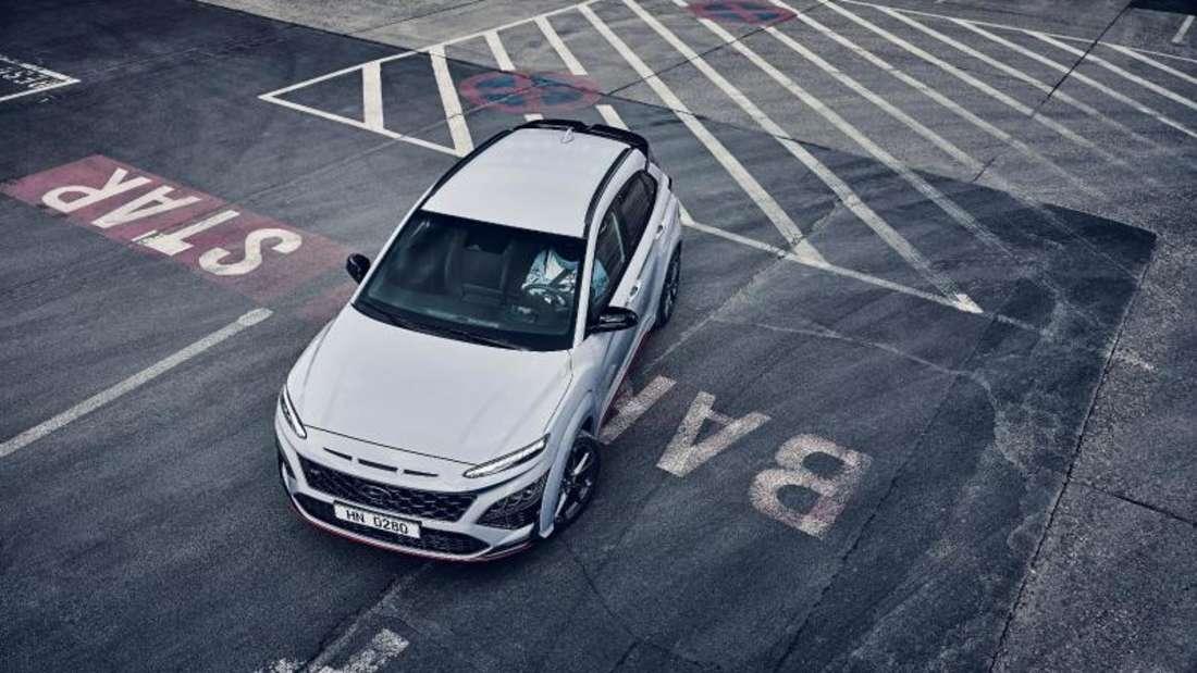 Hyundai Kona bald auch in N-Version