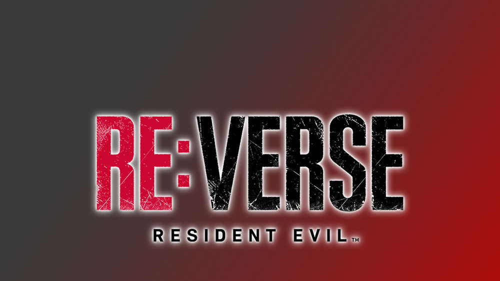 Resident Evil RE:Verse Logo Key Art Capcom