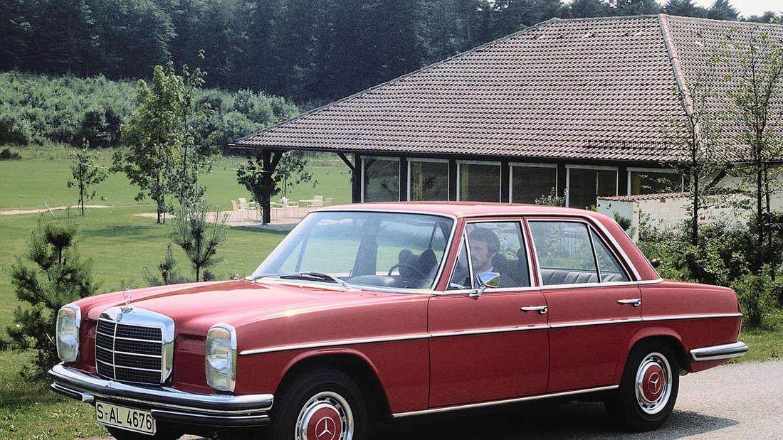 Mercedes Strich 8: Kultige Modellreihe mit Aussicht auf Langlebigkeit
