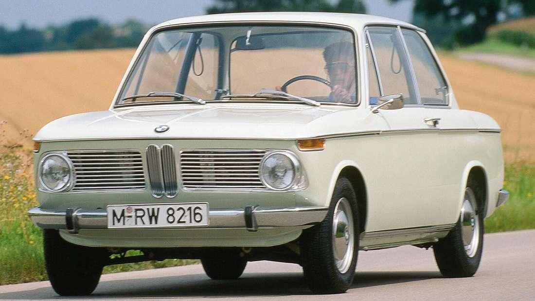 BMW 1600-02 von 1966