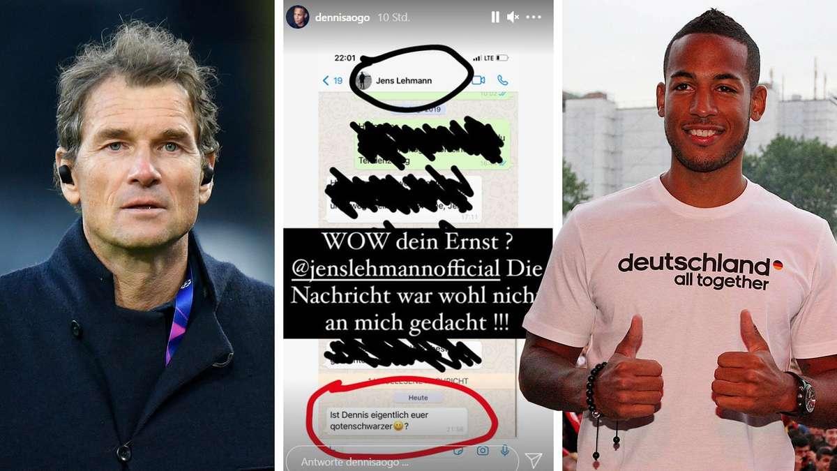 """""""Quotenschwarzer""""-Nachricht von Lehmann: Aogo gibt bemerkenswertes Statement ab"""