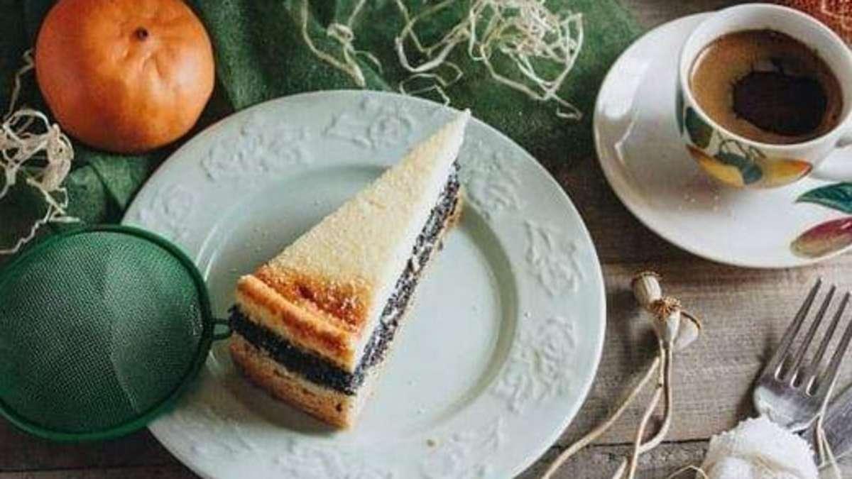 Cremiger Mohn-Käsekuchen – Backen Sie dieses Rezept unbedingt nach