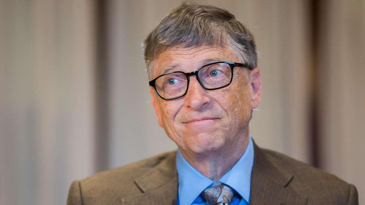 Bill Gates seit Scheidungsankündigung verschwunden - nun ist offenbar klar, wo er sich aufhält
