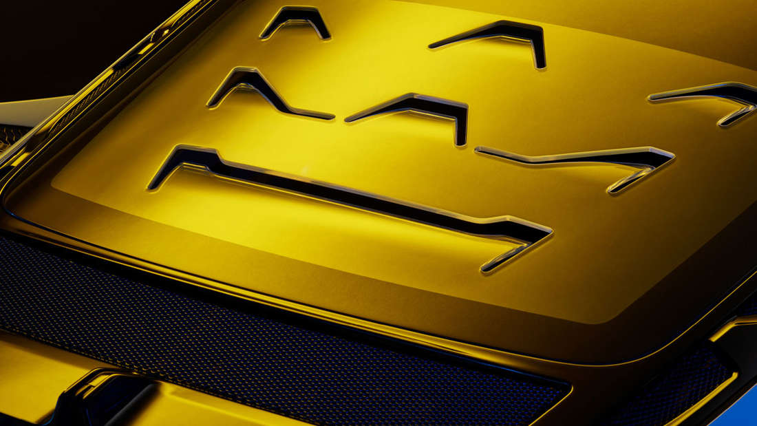 Maserati MC20 Motorabdeckung