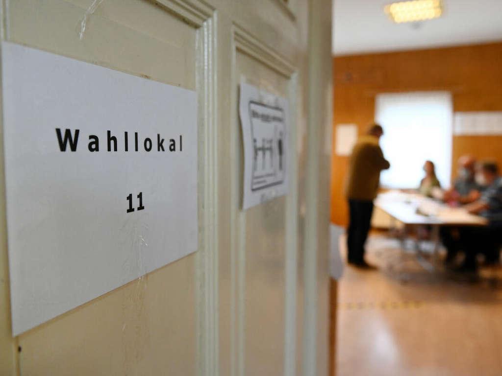 Sachsen Anhalt Wahl Prognose - 6paoebbb8tudam : Die union kommt in der prognose der ard (stand: