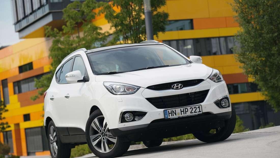 Hyundai ix35/Tucson (seit 2010)