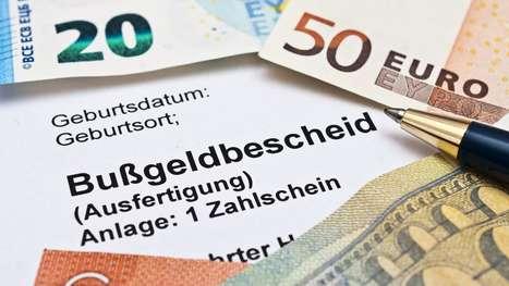 Neuer Bußgeldkatalog soll möglichst im Herbst stehen | Welt