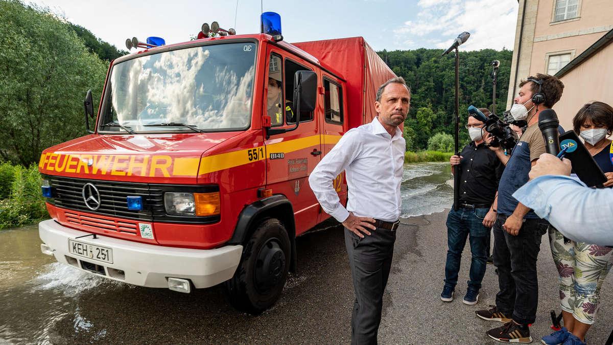 """Skandal"" in Bayerns Klimapolitik? Söder lässt Umweltminister abtropfen - Aiwanger auch"