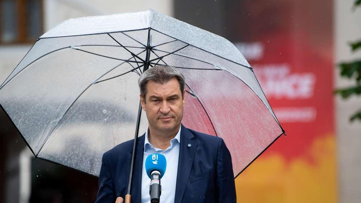 """Söder wegen neuer Klimaschutz-Pläne im politischen Kreuzfeuer – """"Irrlichtert wieder mal ahnungslos umher"""""""