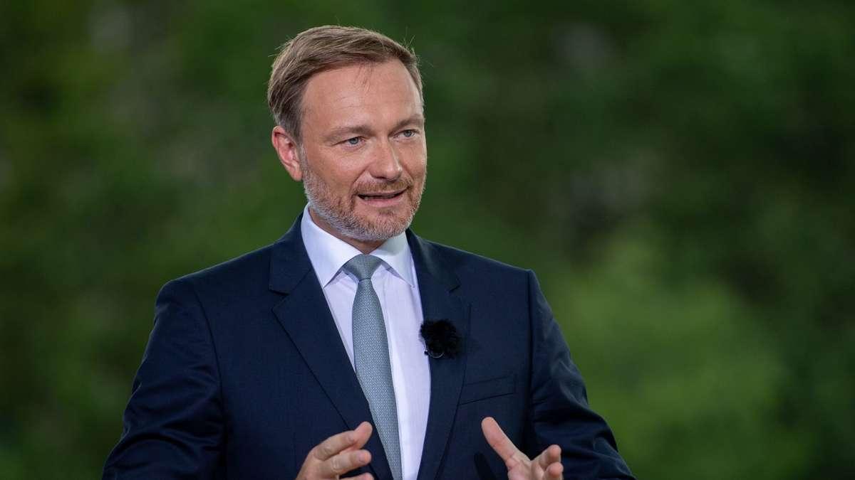 Lindner hält Laschets Sieg bereits für sicher - und will Finanzminister werden