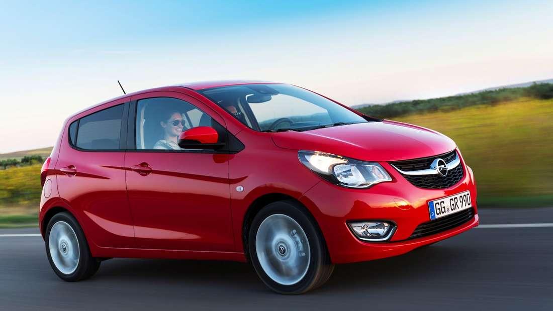 Opel Karl (seit 2015 bis 2019)