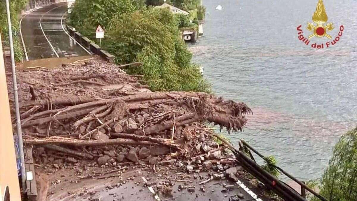 """Unwetter in Norditalien: """"Wasserlawine"""" verwüstet ganze Städte - erschreckende Videos"""