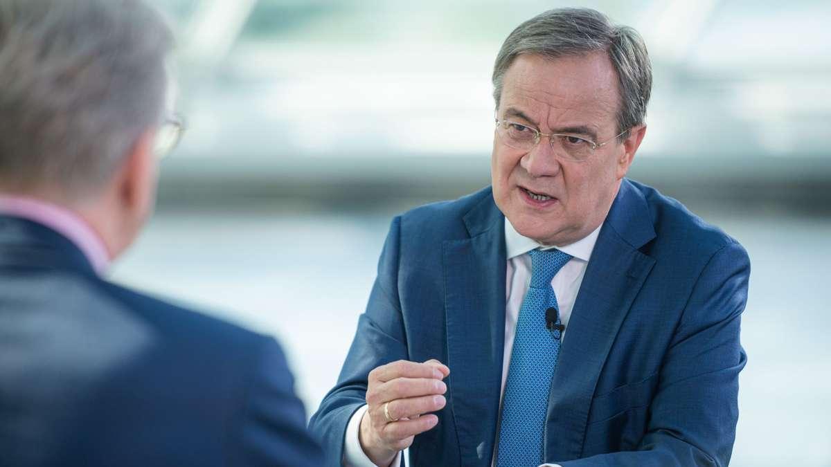 Neue Umfrage stürzt Union in Krise: Laschet bitter abgestraft – Baerbocks Grüne haben gut lachen
