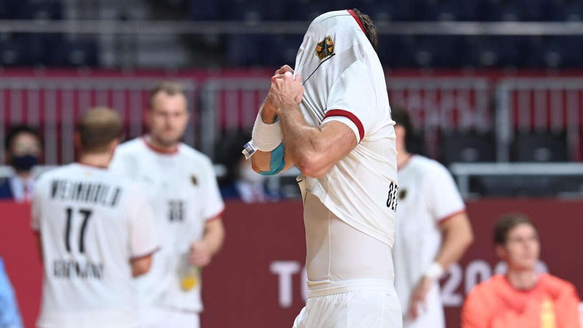 Nach Aufholjagd: Deutsche Handballer verlieren Krimi gegen Frankreich - und bangen um Viertelfinale