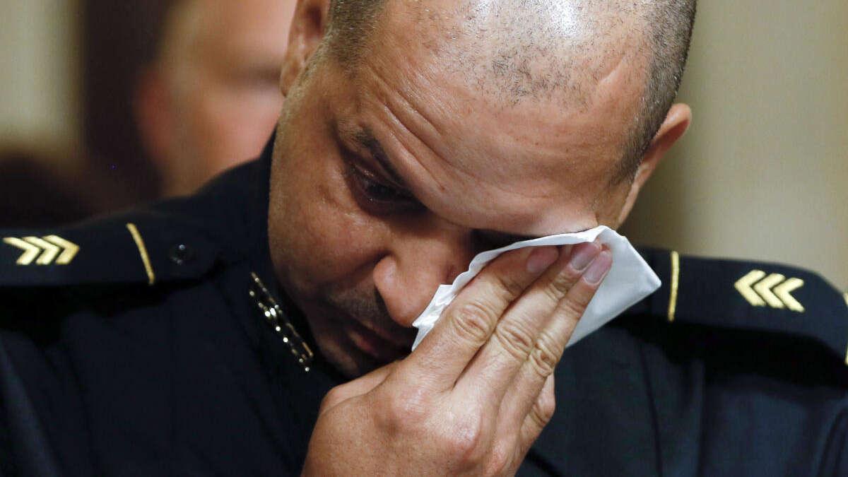 """Stürmung des US-Kapitols: Polizisten schildern dramatische Momente voller """"Todesangst"""" im Detail"""