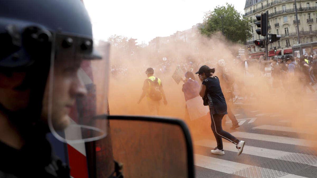 """Angst vor neuer """"Gelbwesten""""-Bewegung: Weitere Groß-Demos gegen Corona-Regeln"""