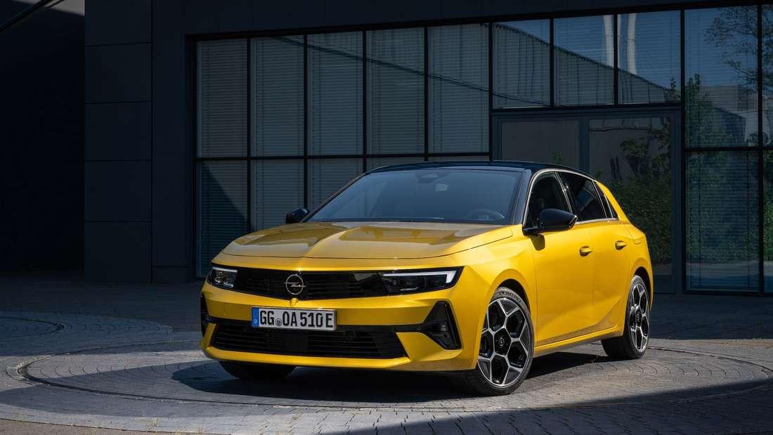 Neuer Opel Astra: So startet die sechste Generation