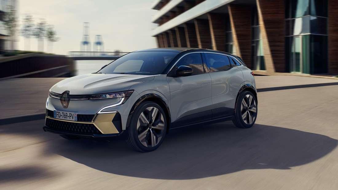Renault zeigt den Mégane E-Tech