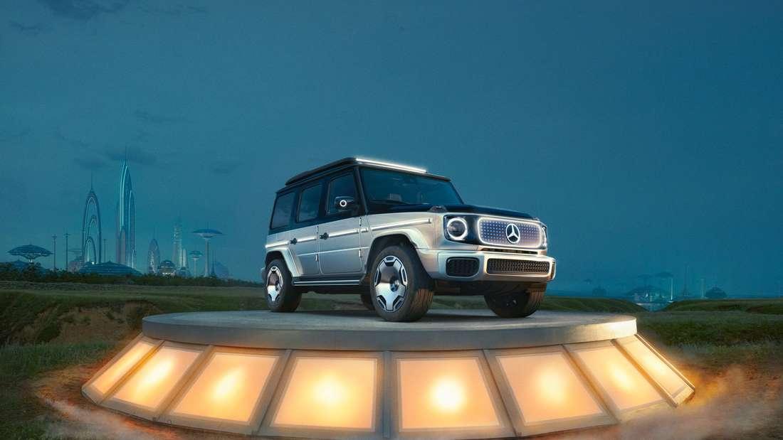 Concept EQG von Mercedes