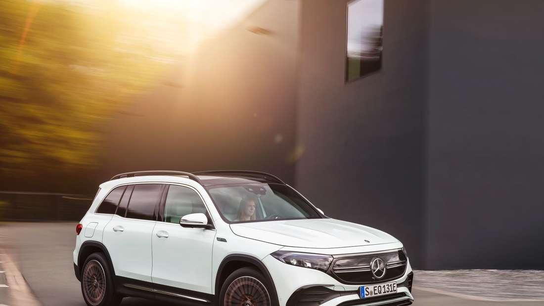 Kompakter EQB von Mercedes