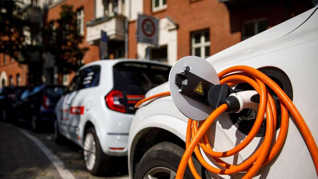 Reparaturkosten bei E-Autos